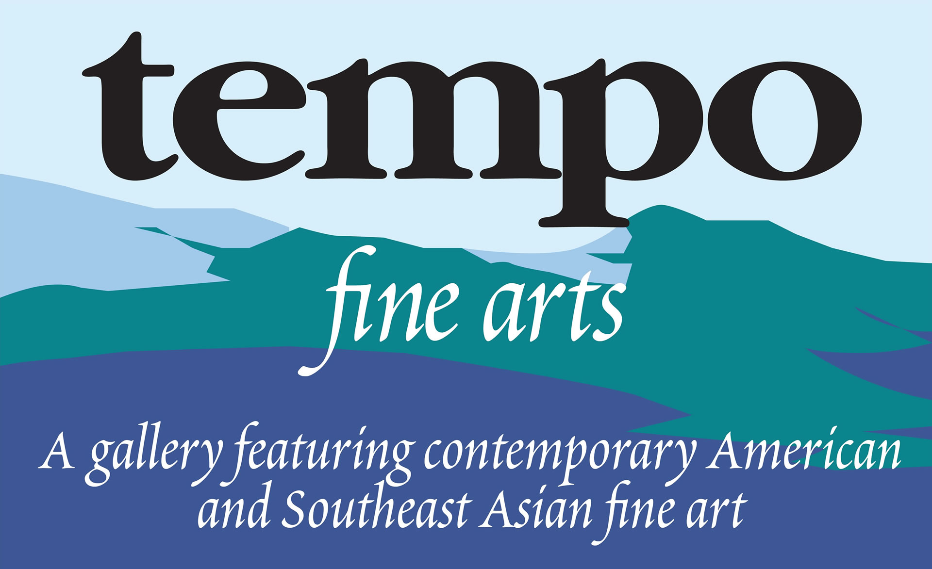 Tempo Fine Arts | contemporary American and Southeast Asian art